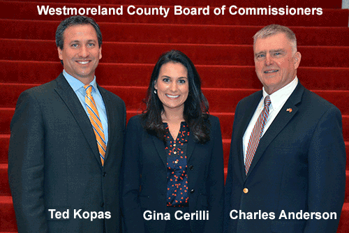 Westmoreland County Board of Commissioners